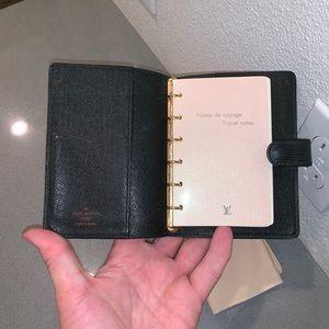 Louis Vuitton Bags - Authentic Louis Vuitton epi travel passport wallet